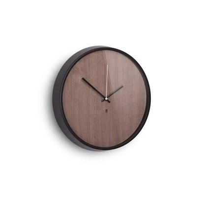 Nástěnné hodiny MADERA hnědé_0
