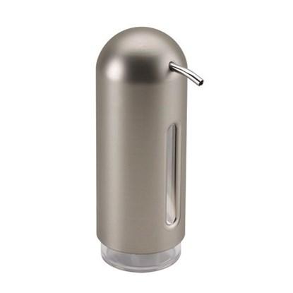 Dávkovač mýdla PENGUIN 19x6 cm niklový_0