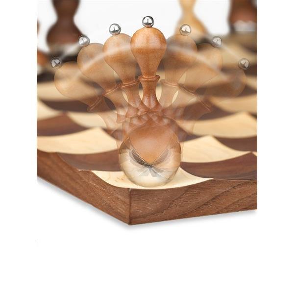 Šachy WOBBLE 38x38 cm, figurky se kývají_1