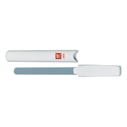 Pilník na nehty keramický bílý_0