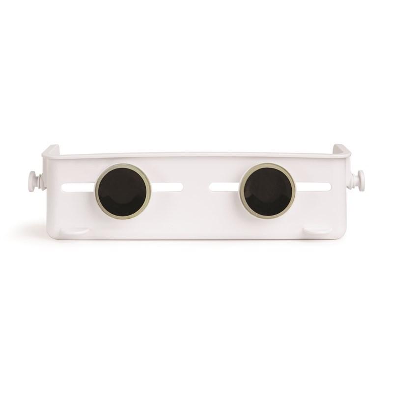 Koupelnová polička FLEX 33 cm_1