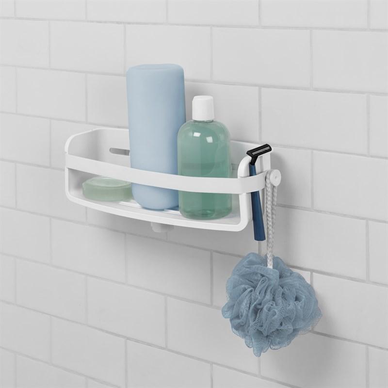 Koupelnová polička FLEX 33 cm_3