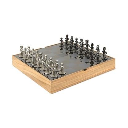 Šachy BUDDY 33x33 cm_8