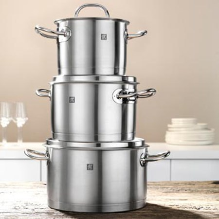Obrázek pro kategorii Hrnce na varenie