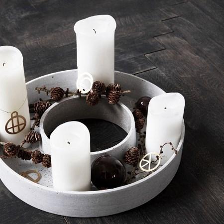 Obrázok pre kategóriu Advetní věnce a svícny
