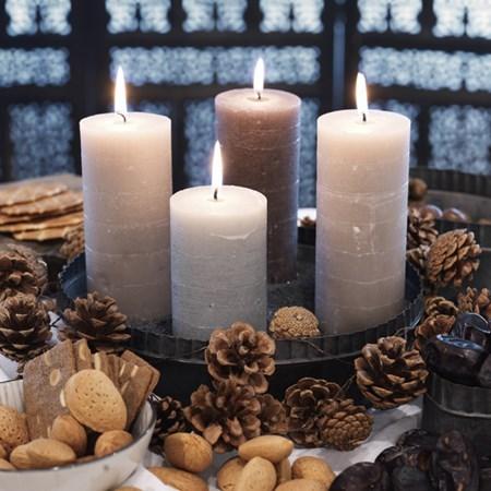 Obrázok pre kategóriu Vánoční svíčky