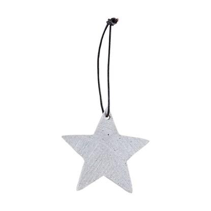 Dekorační hvězda na zavěšení CONCRETE_0