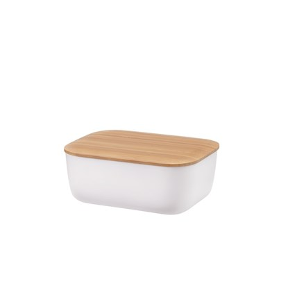 Dóza na máslo BOX-IT bílá_2