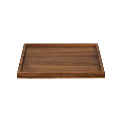 Dřevěný podnos WOOD 25x25 cm_1