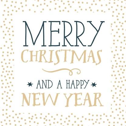 Malé přání Christmas Typographie_0