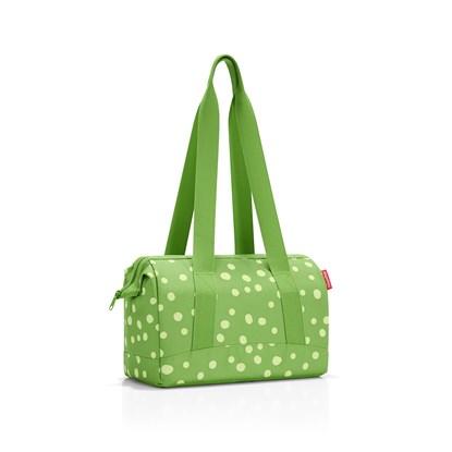 Taška ALLROUNDER S spots green_1