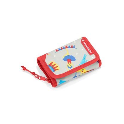 Peněženka wallet S kids circus red_0
