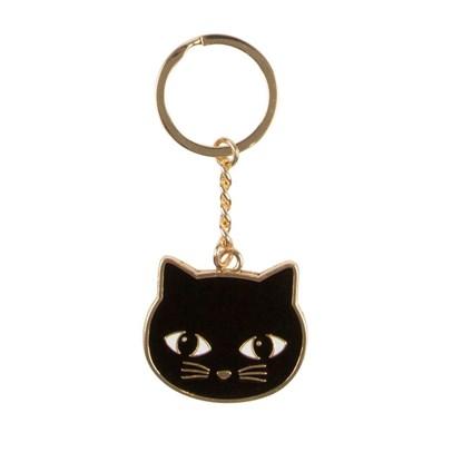 Přívěsek na klíče Black Cat_0