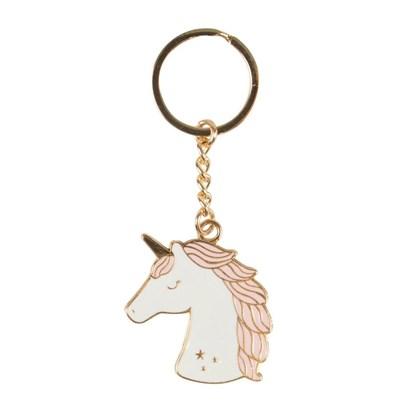 Přívěsek na klíče Rainbow Unicorn_0