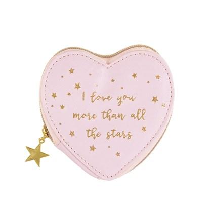 Peněženka na mince Scattered Stars Love_1