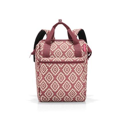 Batoh/cestovní taška ALLROUNDER R diamonds rouge_1