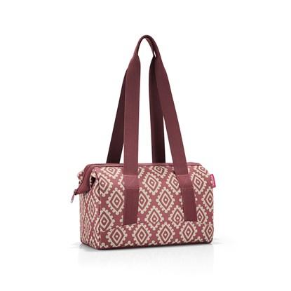 Cestovní taška ALLROUNDER S diamonds rouge_1