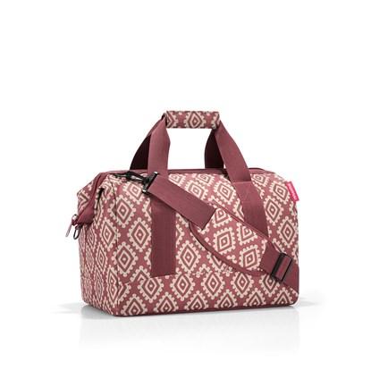 Cestovní taška ALLROUNDER M diamonds rouge_1