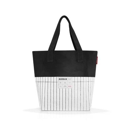 #urban bag - taška - paris black & white_1