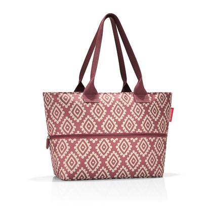Nákupní taška SHOPPER e1 diamonds rouge_1