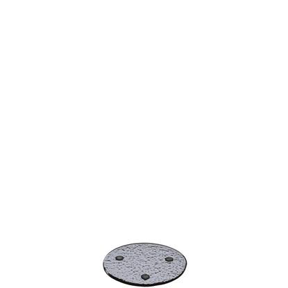 Podložky pod sklenice SET/4ks šedé_0