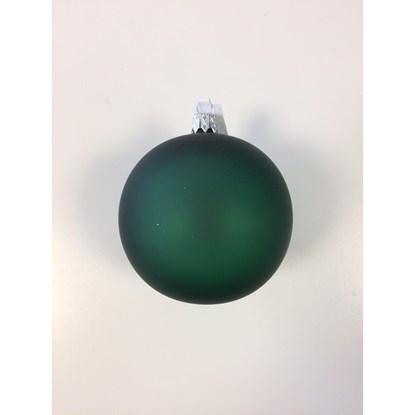 Vánoční koule 7 cm - mat_0