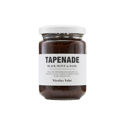 Tapenade, Black Olive & Basil, 140 g._1