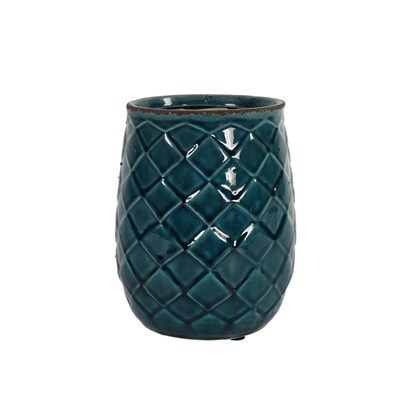 Váza Izo M modrý_0