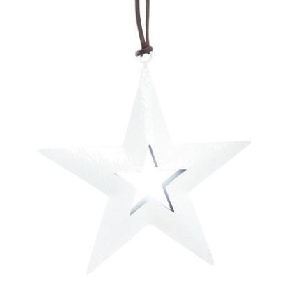 Hvězda na zavěšení 10 cm_0