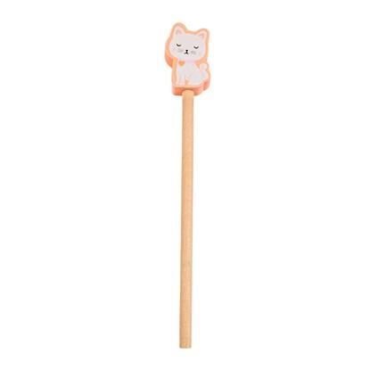 Tužka s gumou Cutie Cat_3