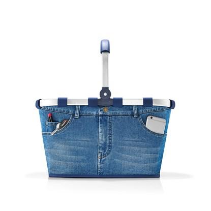 Nákupní košík CARRYBAG jeans_5