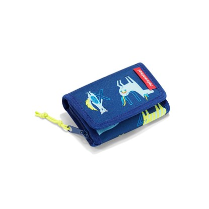 Peněženka wallet S kids abc friends blue_0