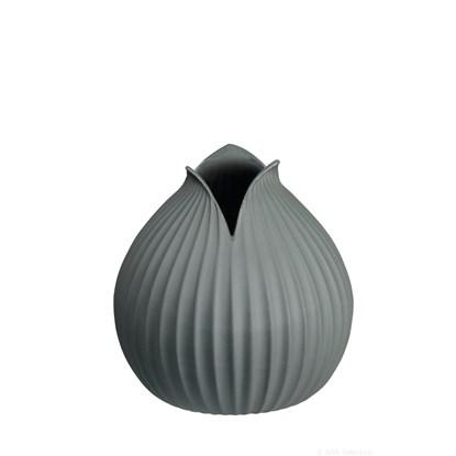 Váza YOKO 18 cm šedá_0