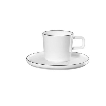 Šálek na espreso Á TABLE NOIRE 80 ml_0