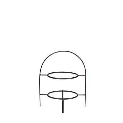 Etažér 2-patrový pro dezertní talíř_0