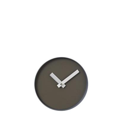 Nástěnné hodiny RIM malé khaki_0