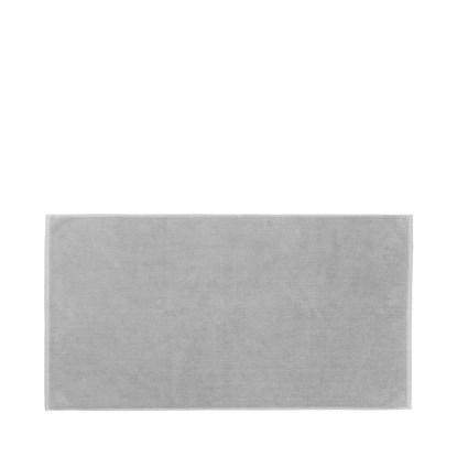 Koupelnová předložka PIANA 50x100cm světle šedá_0