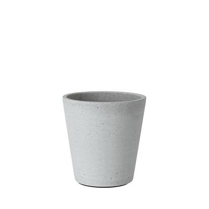 Květináč COLUNA 14,5 cm, světle šedý_0