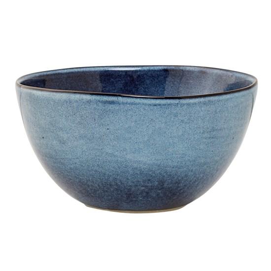 Kameninová miska P.15 cm modrá_2