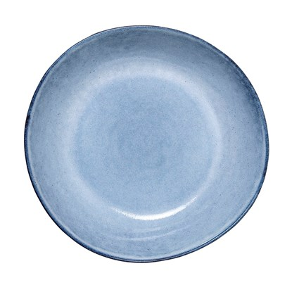 Kameninová miska P.22 cm modrá_2