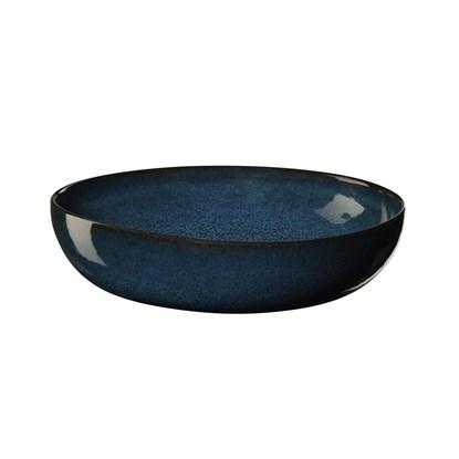 Talíř na polévku SAISONS 21 cm modrý_1