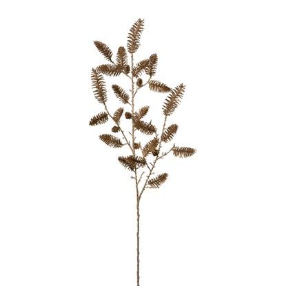 Větev jedle Nobilis šampaň 93 cm_0