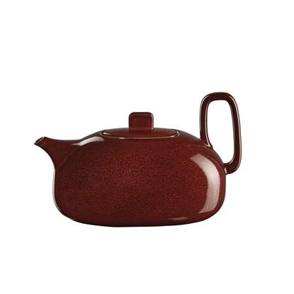 Konvice na čaj KOLIBRI 1,2 l rezavě červená_1