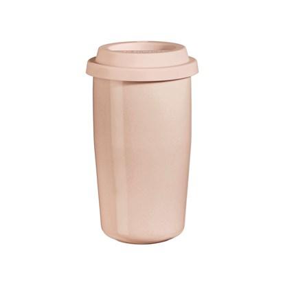 Termohrnek CUP & GO - růžový, 0,35 l_0