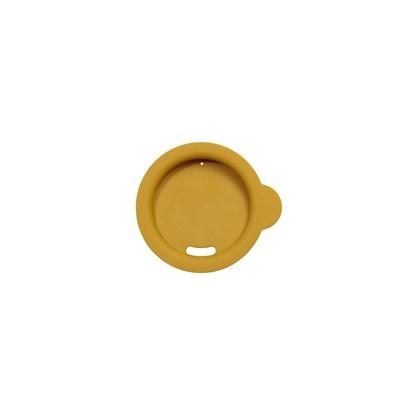 Víčko k termohrnku THERMO - žluté_0