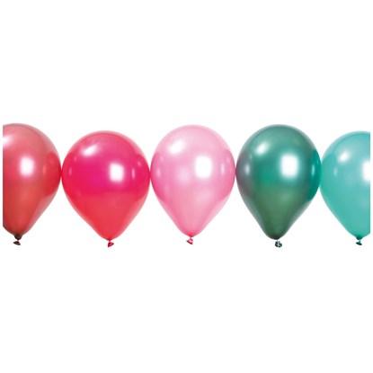 Nafukovací balónky perleťové BAL/12 ks_3