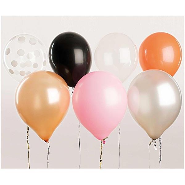 Nafukovací balónky HALLOWEEN MIX BAL/12 ks_0