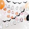 Nafukovací balónky HALLOWEEN MIX BAL/12 ks_1