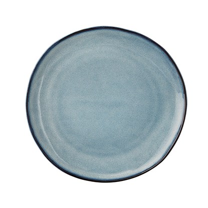 Talíř Sandrine 22 cm - modrý_2