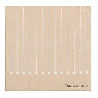 Papírové ubrousky - bal. 20 ks_0